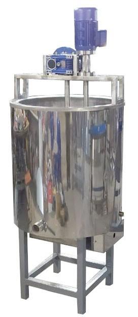 Варочный котел с гомогенизатором 400 литров
