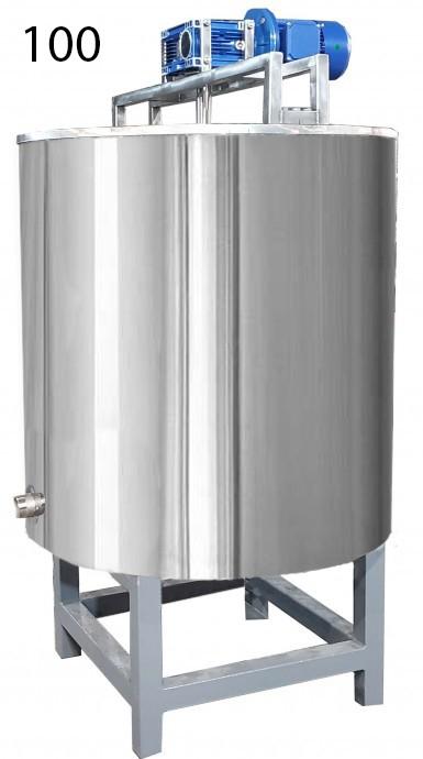 Пищеварочный котел стационарный 100 литров
