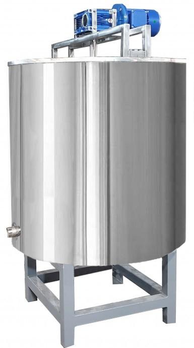 Котел для варки рассола 1000 литров