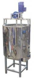 Варочный котел с быстроходной мешалкой, диссольвер 100 литров