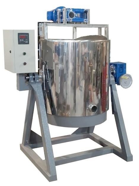 Котел для варки карамели 250 литров