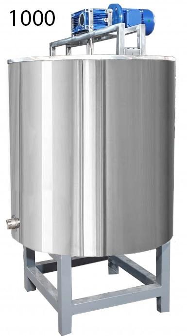 Котел для варки сиропа 1000 литров
